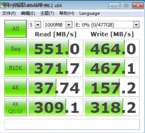 大时代大容量 影驰虎将系列512GB曝光