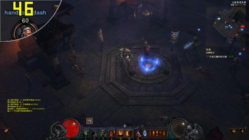 游戏能力实测 交火技术发挥作用