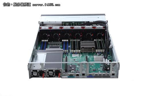 联想RD640服务器内部介绍