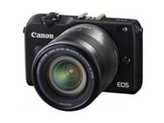 微单新锐对焦升级 佳能EOS M2售价3699