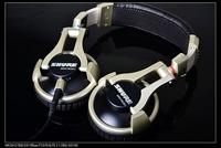 展现音乐纯真之美 舒尔750DJ耳机评测
