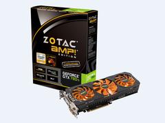 高频高性能典范 索泰GTX780 AMP售3699