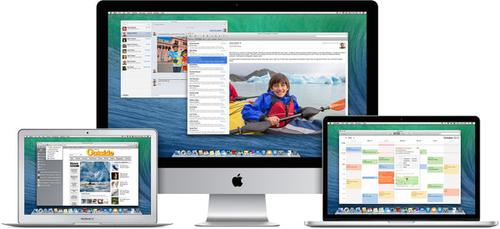 OS X改版 乔纳森伊夫领衔6月与大家见面