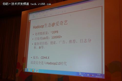 爱奇艺在Hadoop生态中大数据平台实践
