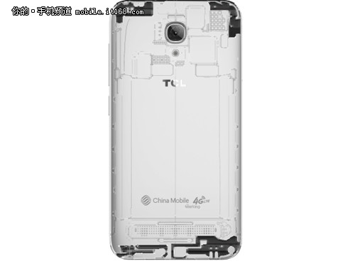 高通四核 全球最薄4G手机TCL S838曝光