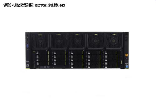 华为RH5885H V3服务器外观介绍