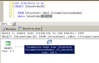 SQL Server 2014 可更新聚集列存储索引