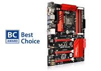 华擎Z97X杀手夺Computex2014最佳产品奖