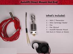 全金属可伸缩的高性能热端Autolift