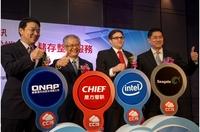 四大品牌联手 推硬盘+NAS+云端整合备份