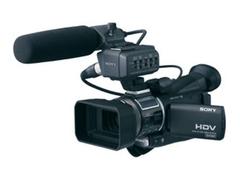高清数码摄像机 索尼HVR-A1C售价10670
