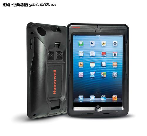 霍尼韦尔推出iPad mini TM专用扫描附件