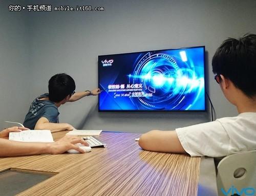 大片节奏 vivo Xshot发布会3D版PPT曝光