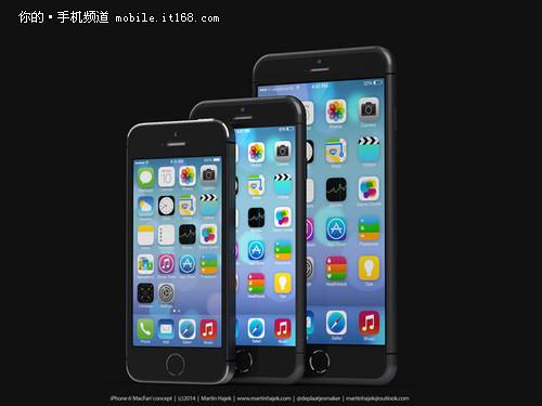 大屏iPhone6 9月发布 蓝宝石屏幕