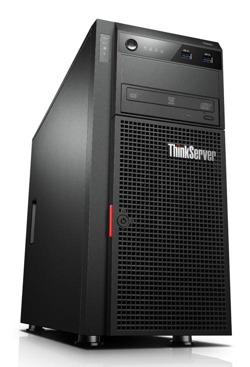 联想ThinkServer TS540塔式服务器总结