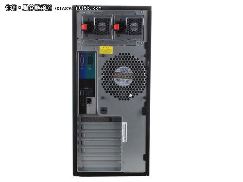 联想ThinkServer TS540塔式服务器评测