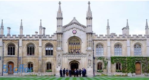 剑桥大学校园风景