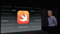 效率提升 苹果发布全新编程语言Swift