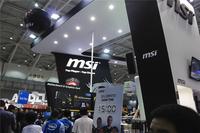 COMPUTEX 2014:微星780Ti双卡3D3屏展示