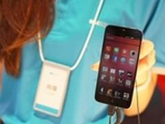 魅族MX3+Ubuntu亮相亚洲通信展
