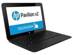 可插拔Win8笔记本 惠普X2促销价5799元