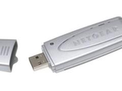 使用更简便NETGEAR WG111无线网卡售120