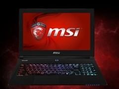 发烧游戏本msi微星GS60新款热卖价9299
