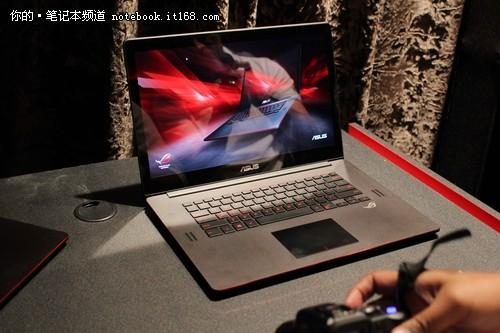 COMPUTEX2014 华硕推出全新GX500游戏本