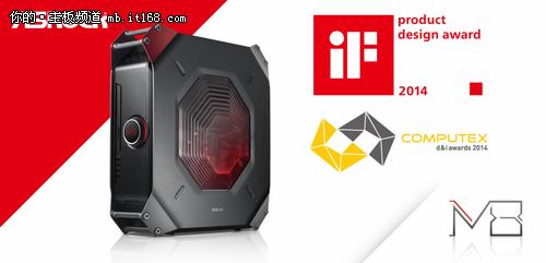 COMPUTEX 2014:华擎展示超合金科技主板