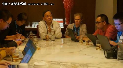 按照自己的节奏进行 英特尔陈荣坤专访