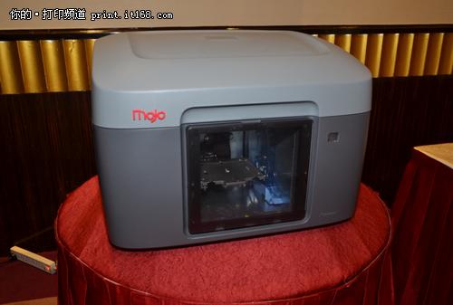 创意精灵 MoJi桌面3D打印机登陆中国