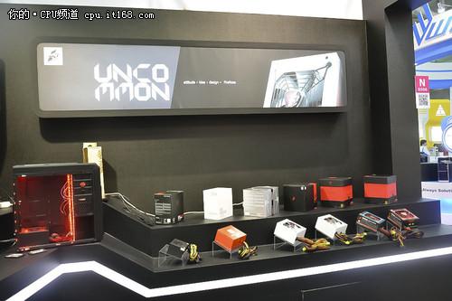 COMPUTEX 2014:首席玩家展多款机电产品