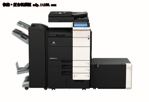 柯尼卡美能达推出A3高速黑白数码复合机