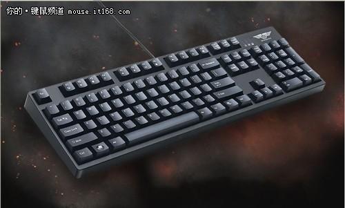 新贵GM500机械键盘助新贵战队再夺冠