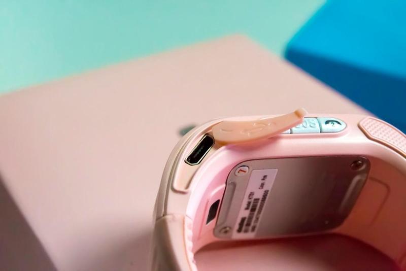 儿童智能定位手表阿巴町kt01