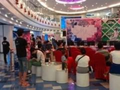 雷铭游戏耳机 赞助北京剑灵全民星比赛