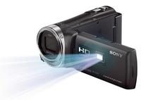 内置投影仪 索尼HDR-PJ350E高清DV特卖