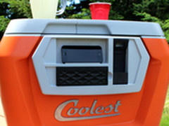 COOLEST:这一定是最酷的冰箱没有之一