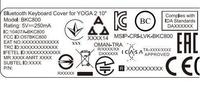 10英寸Yoga 2变形平板曝光 配蓝牙键盘