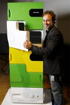 让您大开眼界 18款概念型创意冰箱揭秘