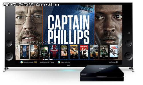 传索尼8月发布第二代专业4K媒体播放器