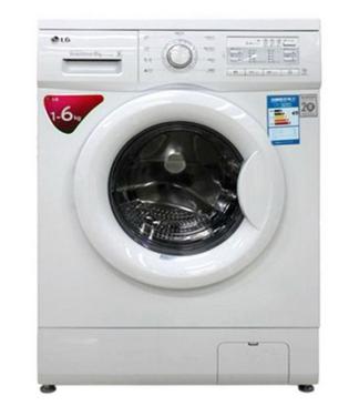 新低价 lg6公斤滚筒洗衣机亚马逊1819元
