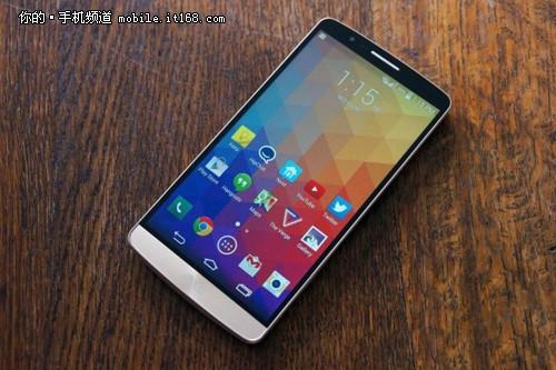 移动版现行 LG G3行货版即将登陆