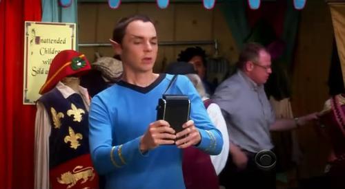 天天购物狂 Geek谢尔顿喜欢的那些周边