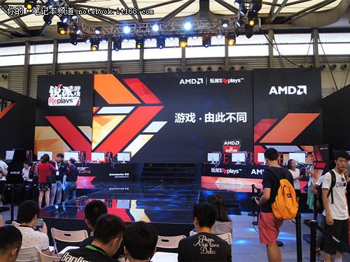 游戏•由此不同 AMD统一游戏战略闪亮CJ