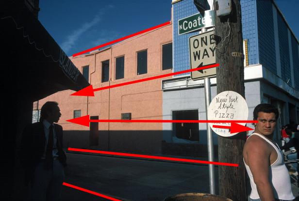 剖析经典街头作品学摄影之引导线