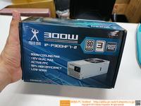 额定300W+80PLUS白金 迎广TFX电源上市