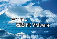 微软VMware高层口水仗:虚拟化谁最强?