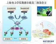 NETGEAR为上海电力构建数据存储和备份