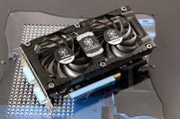 双风扇+背板 GTX750Ti冰龙送黑金游戏卡